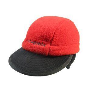 Vintage Patagonia Fleece Duckbill Hat